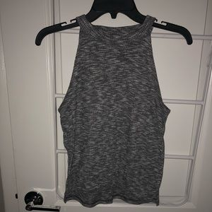 Topshop salt and pepper tank top